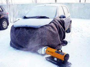 завести автомобиль отогрев авто, техническая помощь